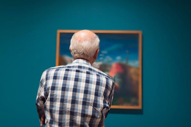 cultural engagement like going to art galleries was linked to greater cognitive reserve a measure - A arteterapia está finalmente sendo levada a sério como uma ferramenta para melhorar a saúde