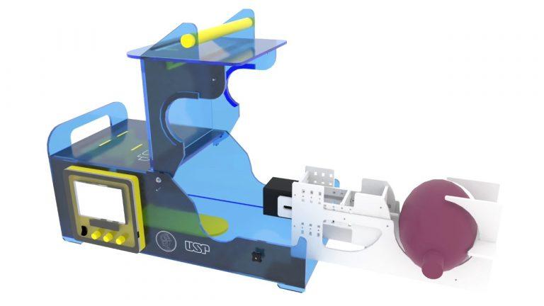 20200417 Ventilador pulmonar engenharia 4 - Ventilador pulmonar emergencial criado por engenheiros da USP é aprovado nos testes