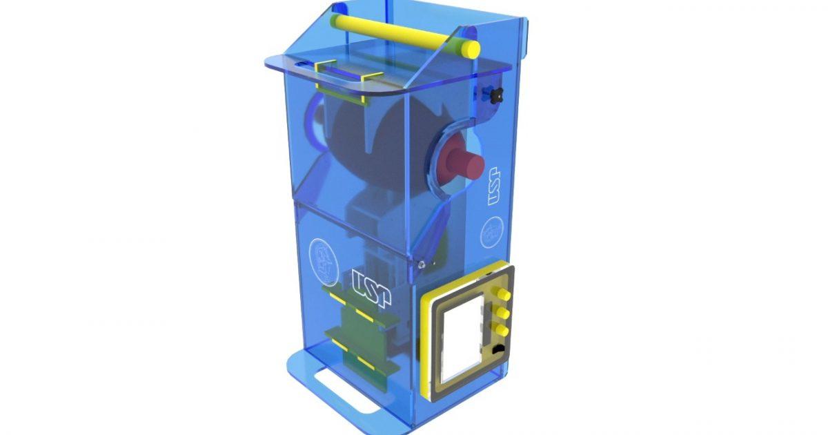 20200417 Ventilador pulmonar engenharia2 1200x630 - Ventilador pulmonar emergencial criado por engenheiros da USP é aprovado nos testes