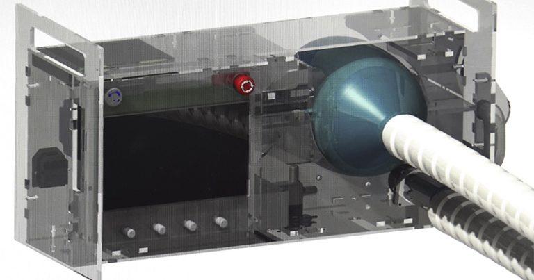 20200508 Visita CTMSP Ventilador Pulmonar 4 768x403 1 - Marinha do Brasil e USP firmam parceria para produzir ventiladores pulmonares