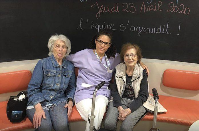 59 - Como um lar de idosos na França impediu o coronavírus de infectar idosos com uma festa do pijama de 47 noites