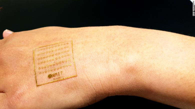 201112143851 rmit skin01 exlarge 169 - Cientistas criam pele artificial que pode sentir dor real
