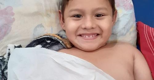 saimon - Criança morre após receber 4 anestesias para enfaixar um braço