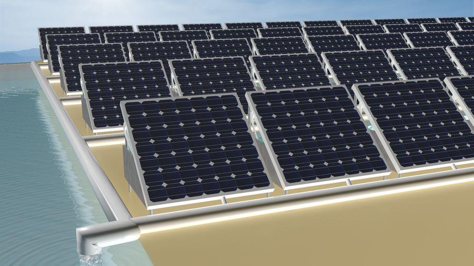 107795930 theoutlookoffuturepvfarm - Dispositivo pode levar energia solar e água potável para milhões