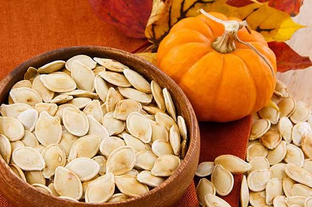 semente abobora - As 10 sementes mais saudáveis para comer e seus benefícios