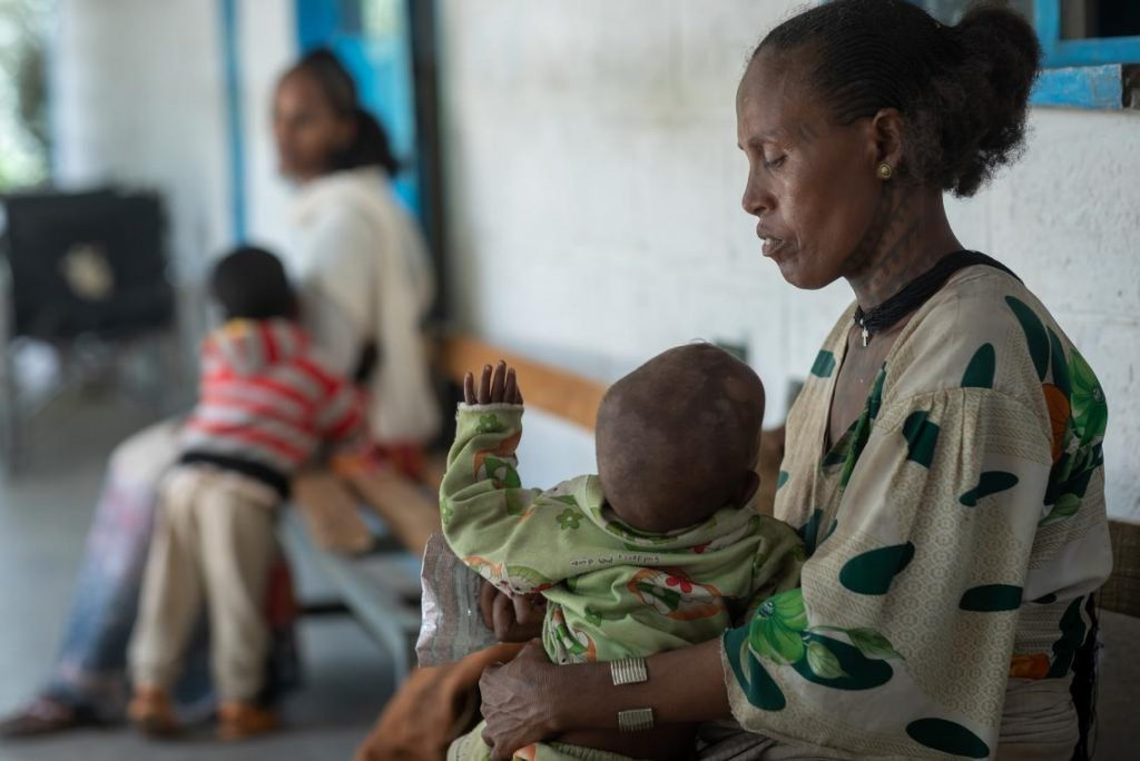 UN0475540 1024x684 - Severa crise nutricional atinge famílias da região do Tigré (Etiópia)